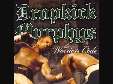 dropkick murphys-warriors code
