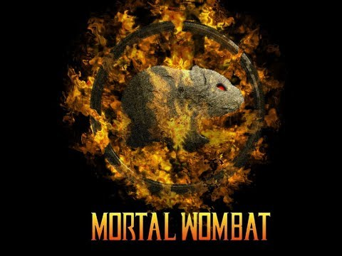 Mortal Wombat Extra Large Mini Special