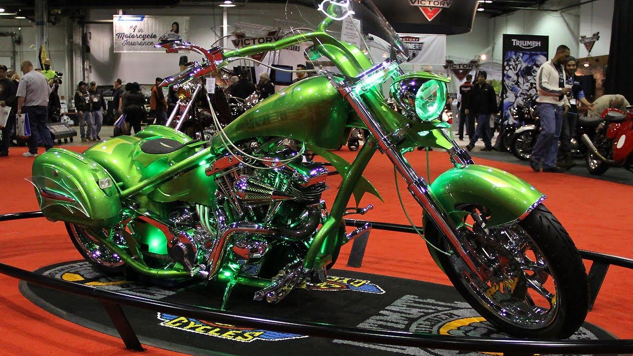 motorcycle coolest custom bikes cool motorcycles wildest ten build progressive international customs