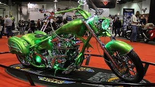 Top 10 cool motorcycles - custom build bikes