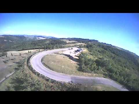 FPV Tarot 130 - Monte delle 3 croci - Scandiano -  Italy