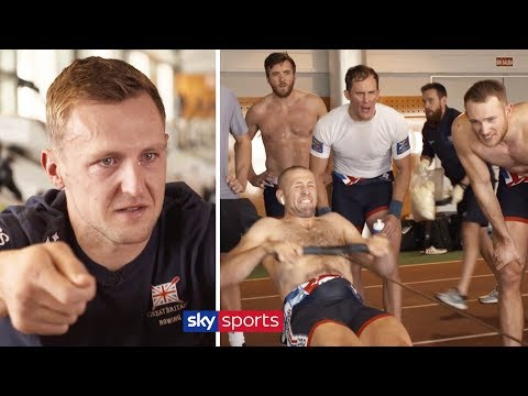 Inside GB Rowing Team's INTENSE training camp 💪 | Tokyo 2020 Olympics