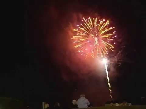 Chinook Winds Casino Fireworks (2014)