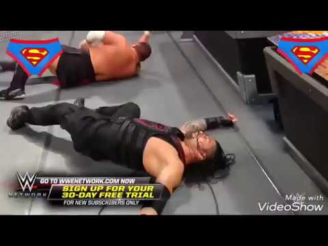 Download The Shield & RAW Roster Invade & Destroy SmackDown - WWE SmackDown live 14 November 2017
