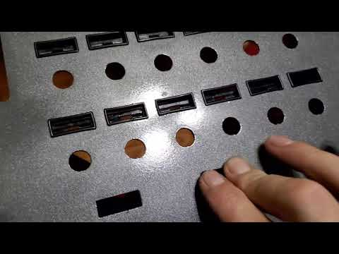 How To Customize A Peterbilt 379 Switch Panel