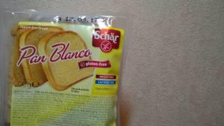 Безглютеновый хлеб Schär Pan Blanco