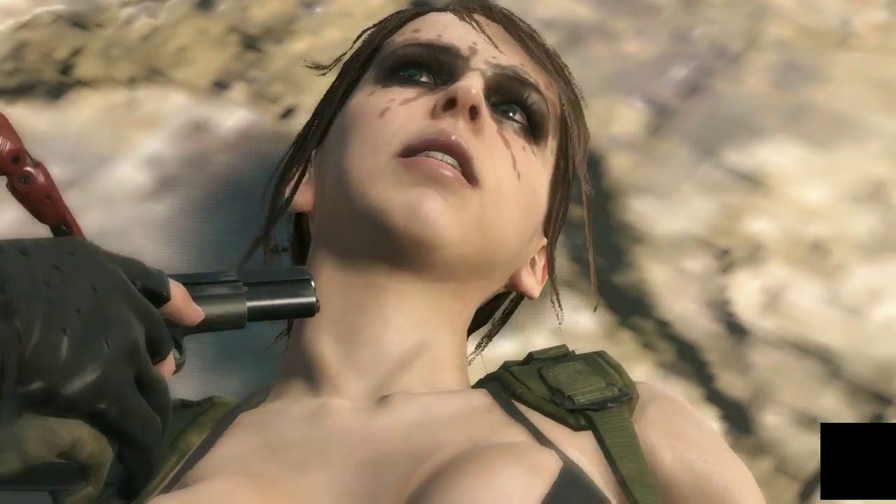how to make quiet attack mgs5