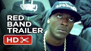 Straight Outta Compton Red Band TRAILER (2015) - NWA Biography HD