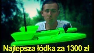 Łódka zanętowa za 1300 zł - D05 CATAMARAN-test i recenzja