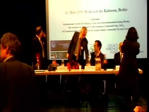"""Iran, Hamas and Hezbollah: Antisemitism and Holocaust Denial"" Berlin Conference -- Part 3"
