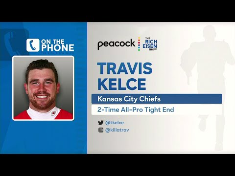 Chiefs TE Travis Kelce Talks Mahomes, Le'Veon, Tua, Alex Smith & More w/ Rich Eisen | Full Interview