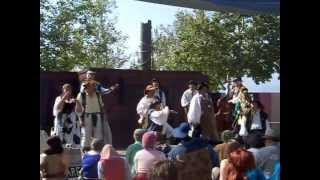 2012 Southern faire, The Poxy Boggards with Interpreter