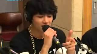 Download Video BTS I Need A Girl (Taeyang) Cover Live - Kiss The Radio MP3 3GP MP4