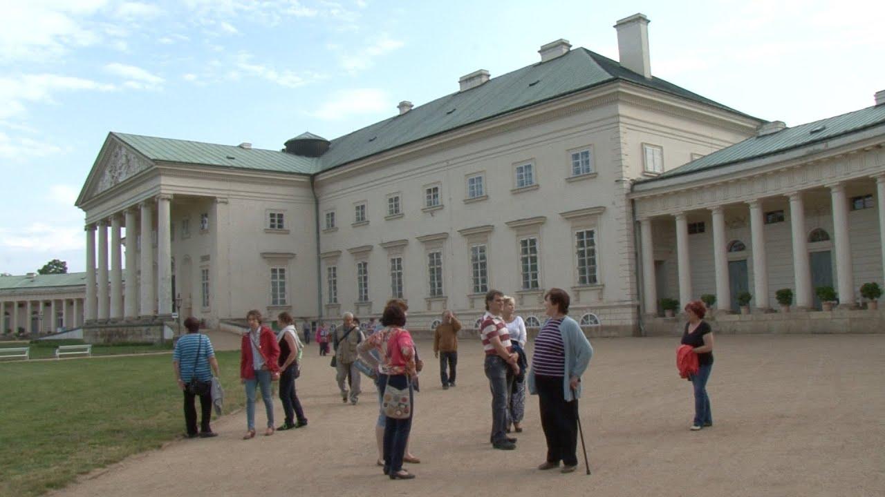 Návštěva zámku Kačina #1