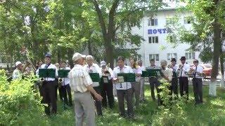 Оркестр -последний зв. 2014 г.Нефтекамск