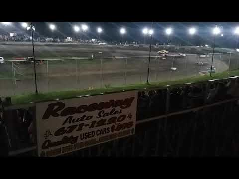 Peoria speedway Street stock feature 7/27/19