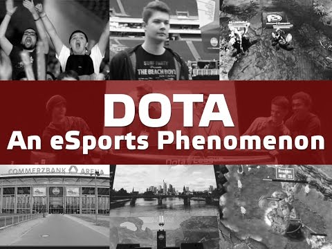 """Dota - An eSports Phenomenon"" documentary (powered by SteelSeries)"