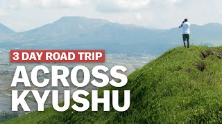 3 Day Road Trip Across Kyushu | japan-guide.com