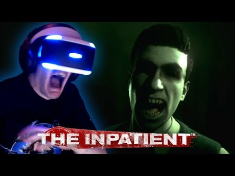 TERROR EN REALIDAD VIRTUAL | The Inpatient #1 | ALFREDITO