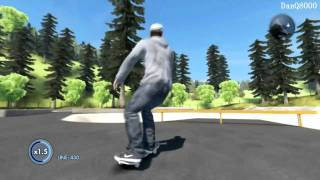 Skate 3: San Van Party Pack DLC HD Gameplay Part 1 - Overview
