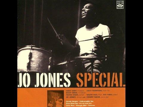 Jo Jones 1955 - Embraceable You