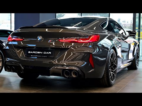 2021 BMW M8 Competition - Exterior and interior Details (Monster Coupe)