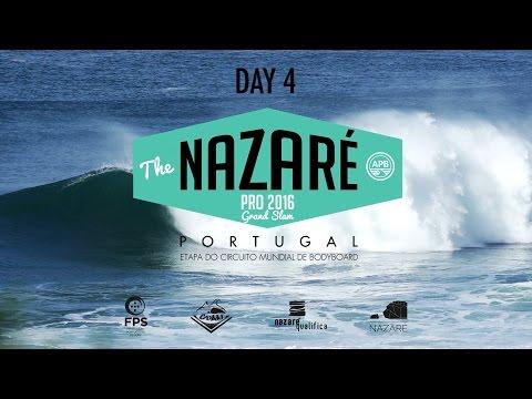 Nazaré Pro 2016 | Highlights - DAY 4