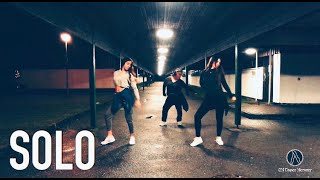 SOLO by Jennie | Easy Fitness Dance ZUMBA | Choreography by GH Dance Norway