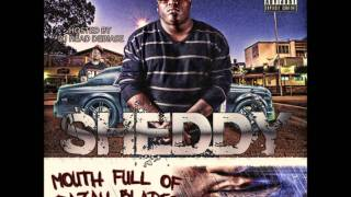 Sheddy - Cold As Ice ft. J.R Writer