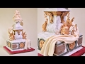 Baroque Style Wedding Cake Tutorial   Introduction