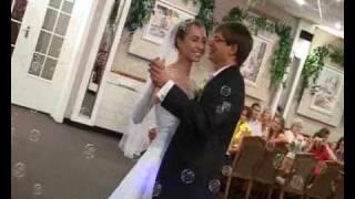 СВАДЬБА - ПЕРВЫЙ ТАНЕЦ , WEDDING - СЪЕМКА 2008 года