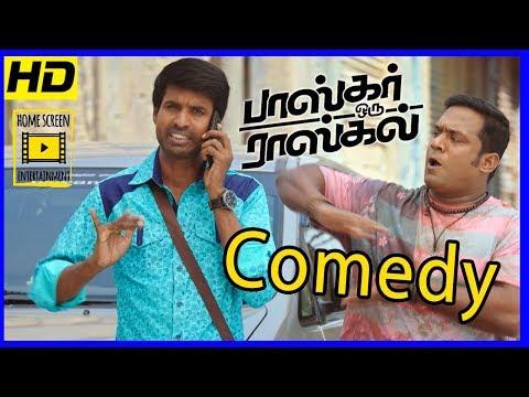 Bhaskar Oru Rascal All Comedy Scenes Part...