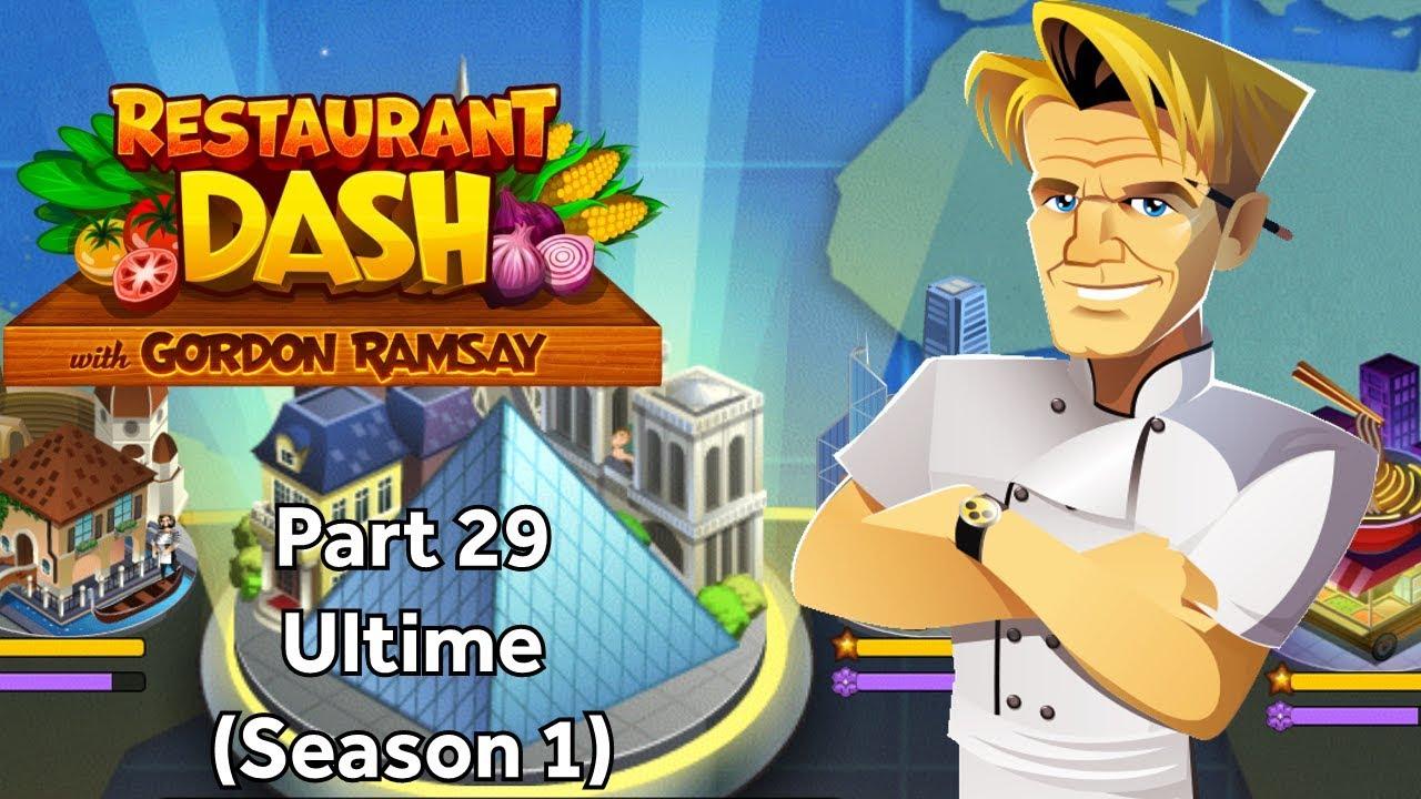 Restaurant DASH with Gordon Ramsay | Part 29 | Ultime (Season 1 ...