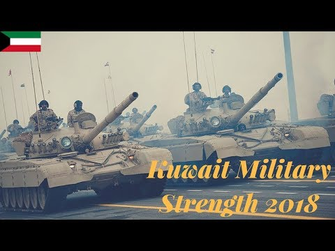 Kuwait Military Strength 2018
