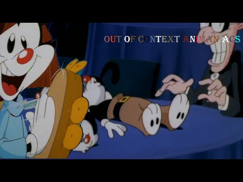 Animaniacs (Original) - 20 minutes of OOC clips