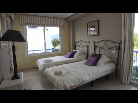 5 bedroom townhouse as longterm rental situated in Bel Air Platinum, Estepona, Málaga, Costa del Sol