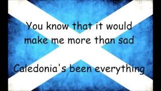 Caledonia Frankie Miller Karaoke