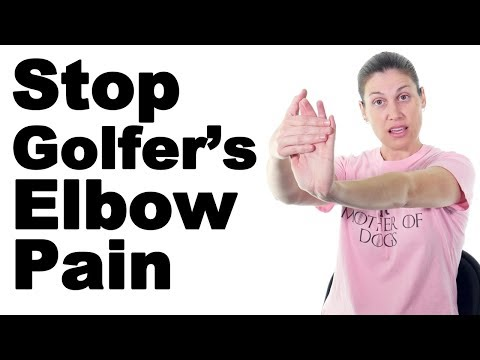 7 Best Golfer's Elbow Pain Relief Treatments (Medial Epicondylitis)