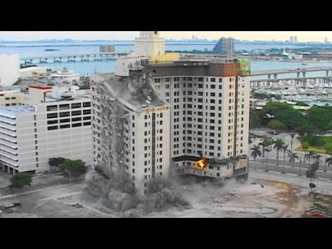 Everglades Hotel – Controlled Demolition, Inc.