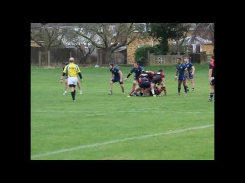 Middlesex University vs Brunel   Rugby 01 March 17
