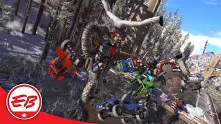 Onrush: Announce Trailer - Codemasters | EB Games