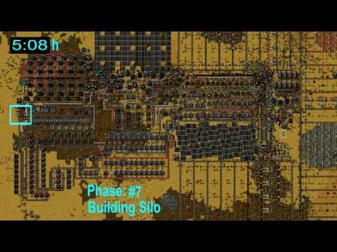 Factorio TAFK (Tochs Automatic Factory Kit) - recursive blueprints
