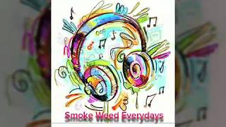 New Song- Smoke Weed Everydays _ Thai remix (2017)