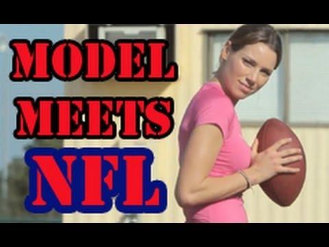 Model Tackles NFL Football Training
