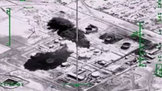 Combat Cam: Russian jets destroy ISIS oil refinery & tanker trucks in Syria