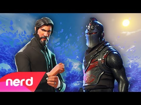 The Fortnite Rap Battle | #NerdOut ft...