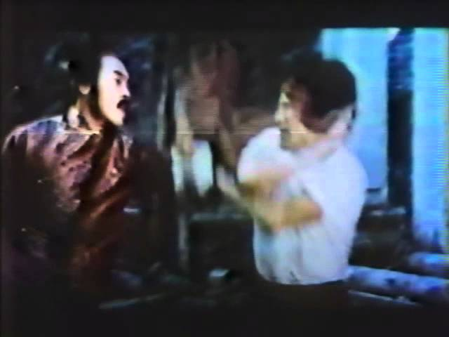 Jackie Chan in Eagle's Shadow 1983 TV trailer