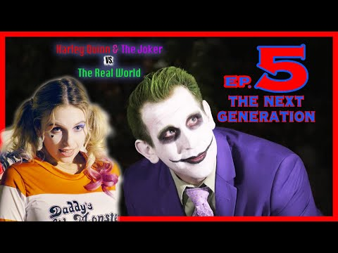Harley Quinn & The Joker VS. The Real World (Ep. 05 The Robbery)