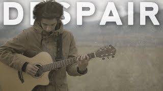 Despair - Naruto Shippuden (Fingerstyle Guitar Cover by Albert Gyorfi) [+TABS]