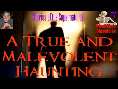 A True & Malevolent Haunting | Interview with Edwin Becker | Stories of the Supernatural